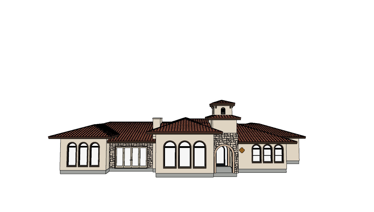 Guadalupe House Plan